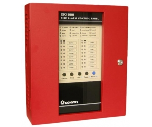 16 zone conventional fire alarm control panel PY-CK1016