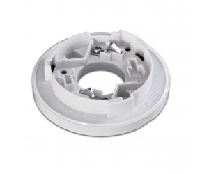 Addressable heat/smoke detector base for alarm system CET-910