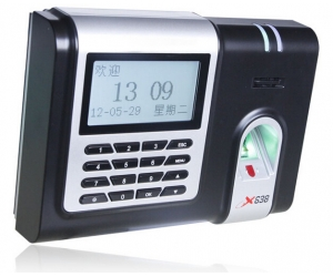 Biometric time attendance PY-X638