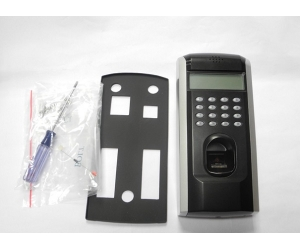 Black &white LCD display fingerprint access control drive PY-F7