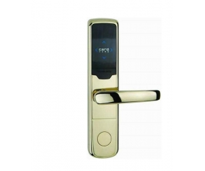 China Best Hotel Door Locks Zink Alloty Py-8019