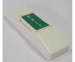Door Button for access control system for indoor exit use with power supply PY-DB7-1