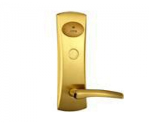 Hotel Door Lock System in China Zink Alloy PY-8351