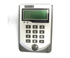 RS485 or TCP/IP RF card door access control and time recorder with free software PY-JS268