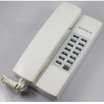China 2 Wire Internal Intercom Building System Audio Door Phone Indoor Unit  PY-12AC factory