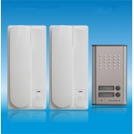 China 2wire Audio Door Phone Support 2 Family   PY-DP3208AA factory