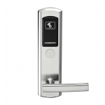 China 304 Stainless steel electronic door lock system for hotels PY-8181 factory