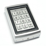 China Metal casing RF card access control keypad PY-AC7612 factory
