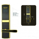 China New Coming Hotel keyless door lock Korea design for hotel motel PY-8392 factory