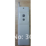 China Remote control button with 2 press button long distance Frequency is 315 or 433 MHZ PY-DB8-2 factory