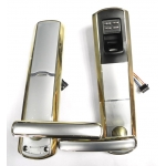 China electronic door lock system for hotels, rfid access control system factory