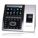 الصين مصنع facial time attendance access control with multi-biometric identification PY-iclock702