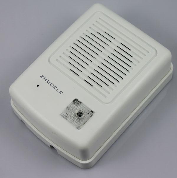 Diy 2 Wire Handset Audio Door Phone Intercom Entry Access